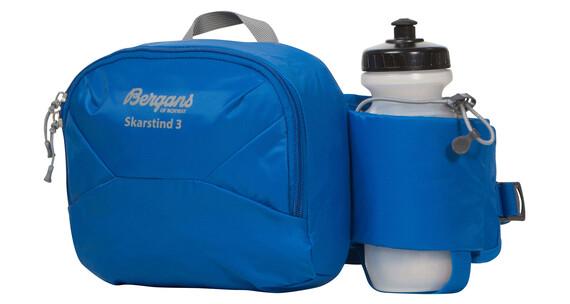 Bergans Skarstind 3 drinksysteem with Bottle blauw